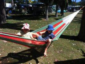 Grandees in the hammock
