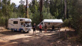 Water Gauge Camp Site