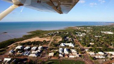 China Town in Broome