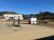 Wow - a 'real' self-serve fuel stations
