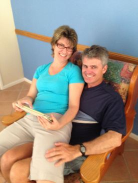 Radian couple on a surprise mission