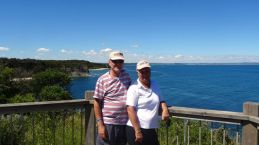 At Eagle Nest Point