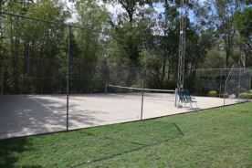 Mini Tennis Court
