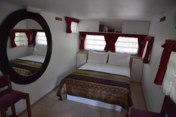 Inside the Chalet