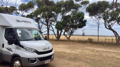 A regular stop on the Geelong Highway