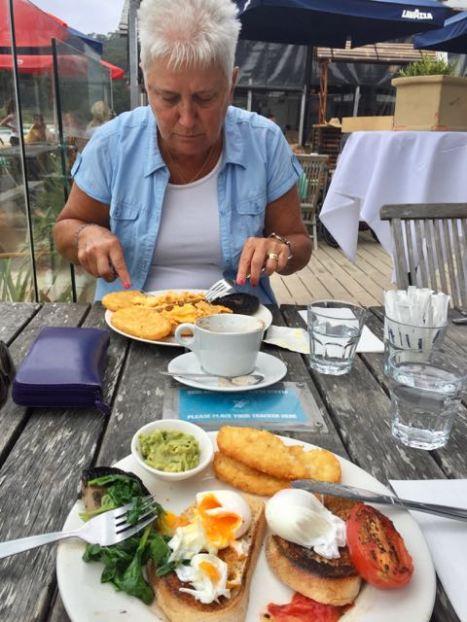 Lorne for breakfast