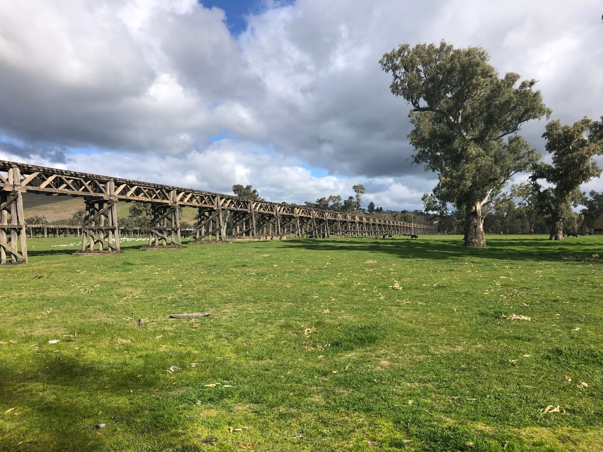 190819 The Bridges of Gundagai